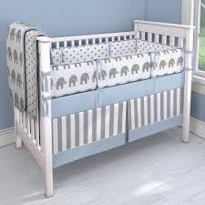 Nursery Bedding Sets Boy by Elephant Nursery Bedding Sets Neutral Gender Baby Elephant