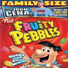 wrestler john cena appears on boxes of fruity pebbles page 2 espn