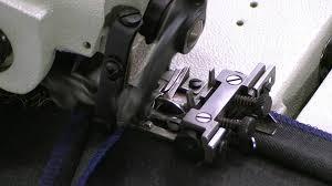 Machine Blind Stitch Global Bm 9352 Double Plunger Blindstitch Felling Sewing Machine