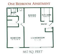 one bedroom floor plan 1 bedroom apartment floor plan for rent at willow pond one