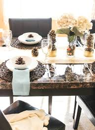 Home Table Decor by Fall Table Setting U0026 How I Created It Frugally U2013 At Home With Zan