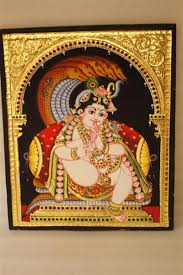 lord krishna paintings radha krishna tanjore paintings