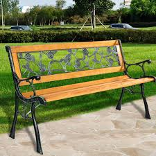 outdoor patio cast bench outdoor benches outdoor seating