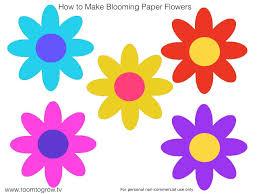 how to make blooming paper flowers u2013 make film play