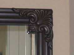 Frame Bathroom Mirror by A Quick Easy Way To Frame A Mirror Using Velcro And Molding For