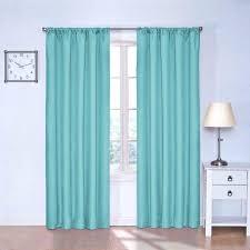 light blue curtains blackout full size of bedroom design orange