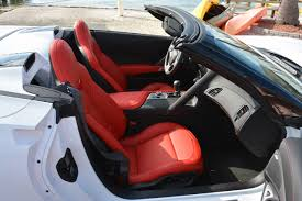 2014 corvette white with interior 2014 corvette stingray convertible review gm authority