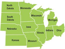 Northeast Map Of Us Free Printable West Us Region Map