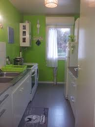 cuisine mur vert pomme ma cuisine verte pomme grise et blanche 14 photos jessica76250