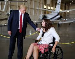 Is Being Blind A Disability The True Story Donald Trump Did Not Mock A Reporter U0027s Disability