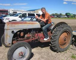 1937 ford tractor lincolnrestoration