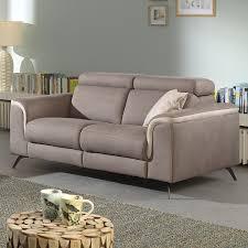 canape electrique canape marron deux places relax électrique sofamobili