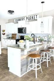 farmhouse kitchen decor ideas modern farmhouse kitchen decor flatworld co