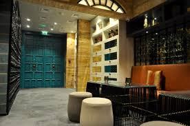 cuisine interiors look paul bishop designs vibrant interiors for dubai waka