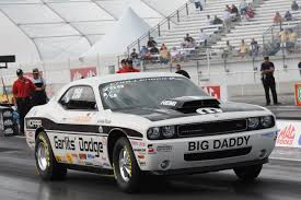 Dodge Challenger Drag Pack - motorsports young man blog