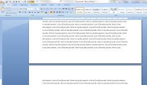 how to add page numbers to a word document 1 libroediting