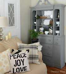 The Styling Hutch Happy Holidays Home Tour Dandelion Patina