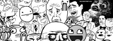 Meme Faces On Facebook - tons of meme faces facebook cover fbcoverstreet com
