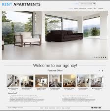 rent apartments psd homepage template by fasiullakhan on deviantart