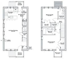 row house floor plans hahnow