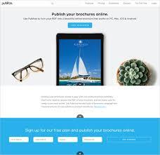 brochure design software 23 free brochure maker tools to create your own brochure design