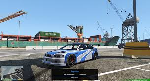 modded sports cars most wanted handling mod for bmw m3 e46 gtr gta5 mods com