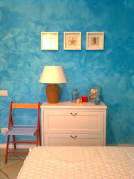 faux finish painting wallpaper stripes corner interior tropical ny