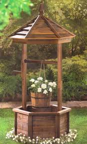Outdoor Planter Ideas by Best 25 Wishing Well Ideas On Pinterest Wishing Well Plans