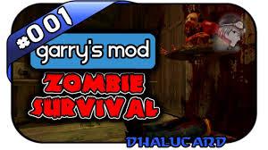 rollcontainer vs garry u0027s mod zombie survival 001 sie knuspern uns an let u0027s