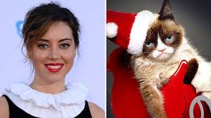 Grumpy Cat Has Died Youtube - lifetime s grumpy cat aubrey plaza hollywood reporter