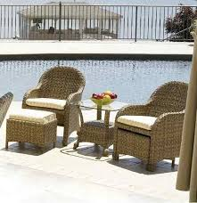 Patio Chairs With Ottomans Patio Chair With Hidden Ottoman 10 Patio Furniture With Hidden