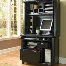 Computer Desk Cabinets Hideaway Desk Armoires You U0027ll Love Wayfair