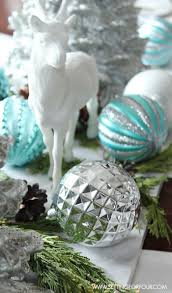 170 best chic blue christmas images on pinterest blue christmas