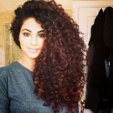 spiral perm is a great way to adding curls and bounce to