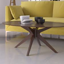 End Table Ls Starburst Oval Coffee Table