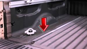 nissan frontier utility bed 2012 nissan titan utili track channel system youtube
