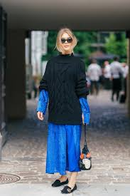 sweater copenhagen fashion week streetstyle black sweater