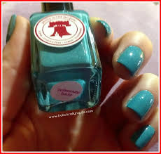 holistically haute nail polish from philly loves lacquer