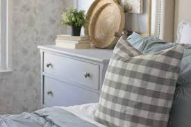 french cottage master bedroom reveal seeking lavendar lane