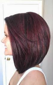 shorter in the back longer in the front curly hairstyles best 25 stacked bob long ideas on pinterest longer stacked bob