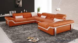 Buy Modern Sofa 20 Collection Of Orange Modern Sofas Sofa Ideas