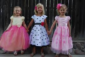 Little Girls Clothing Stores The Dress Party Little Girls Wearing Our Darling Dresses