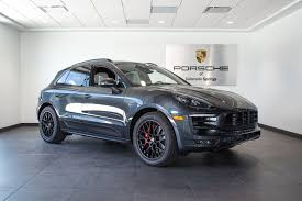 macan porsche price 2017 porsche macan gts for sale in colorado springs co 17020