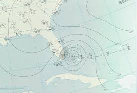 Weather Map Of Florida by 1941 Florida Hurricane Wikipedia