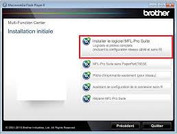 installer sur le bureau comment installer le logiciel mfl pro suite de à partir du