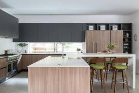 modern kitchen black cabinets designing the modern kitchen u