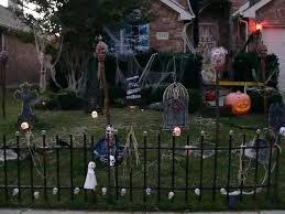 Haunted Backyard Ideas Haunted House Decorations Scary Haunted House Decorations 4