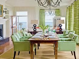 green color dining room ideas decorin