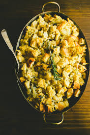 how do you make dressing for thanksgiving thanksgiving recipe sage u0026 onion bread dressing stuffing kitchn