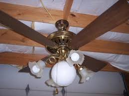 inch edison rustic industrial lodge cage ceiling fan with light
